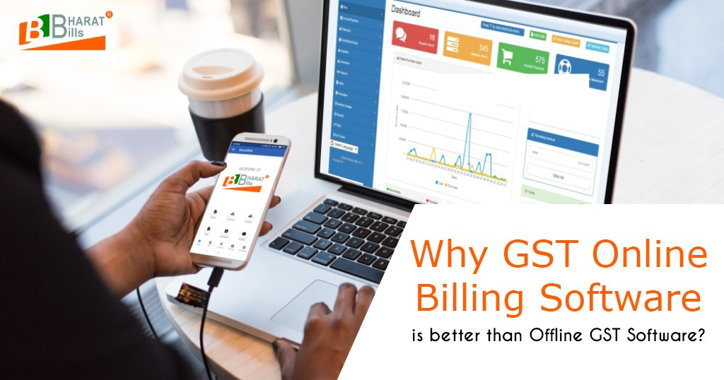 best gst billing software