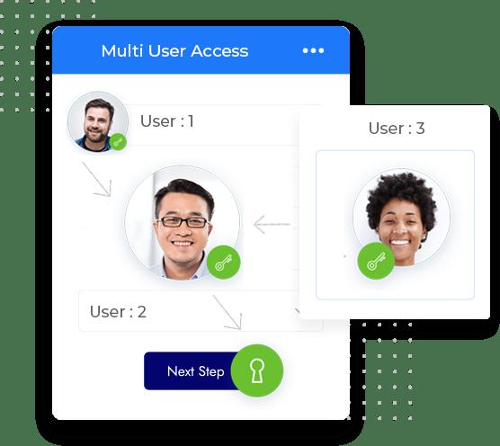 Billing Software Feature Multi User Access