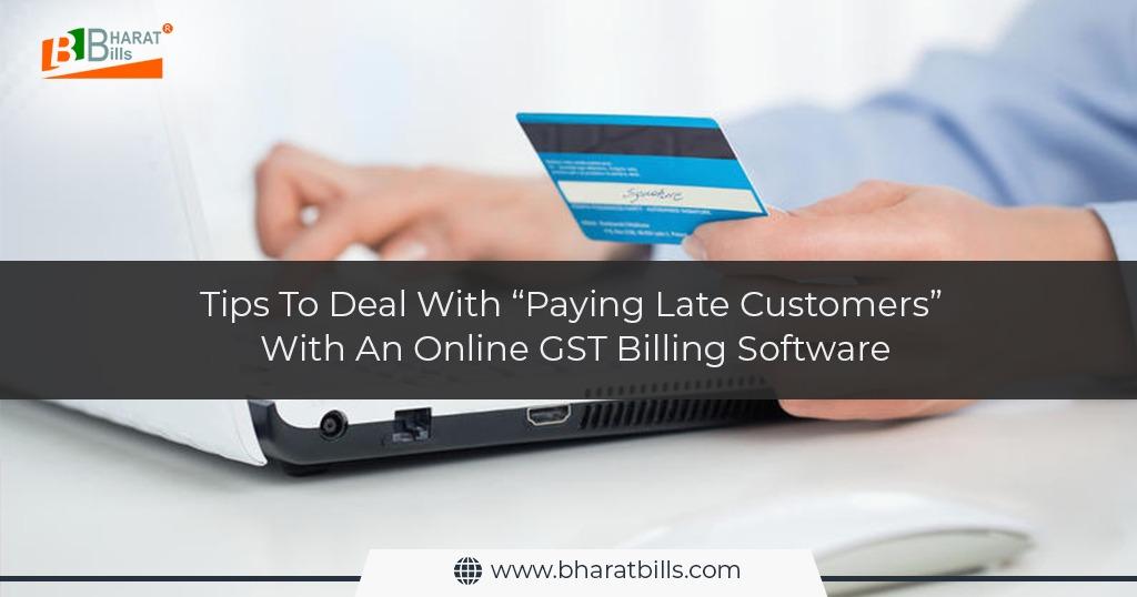 online GST billing software