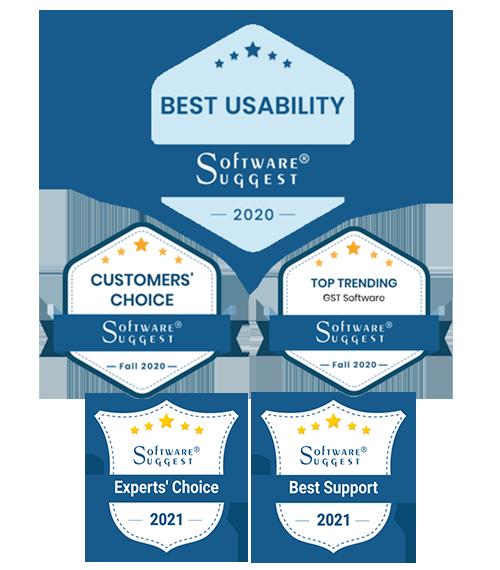 billing software award