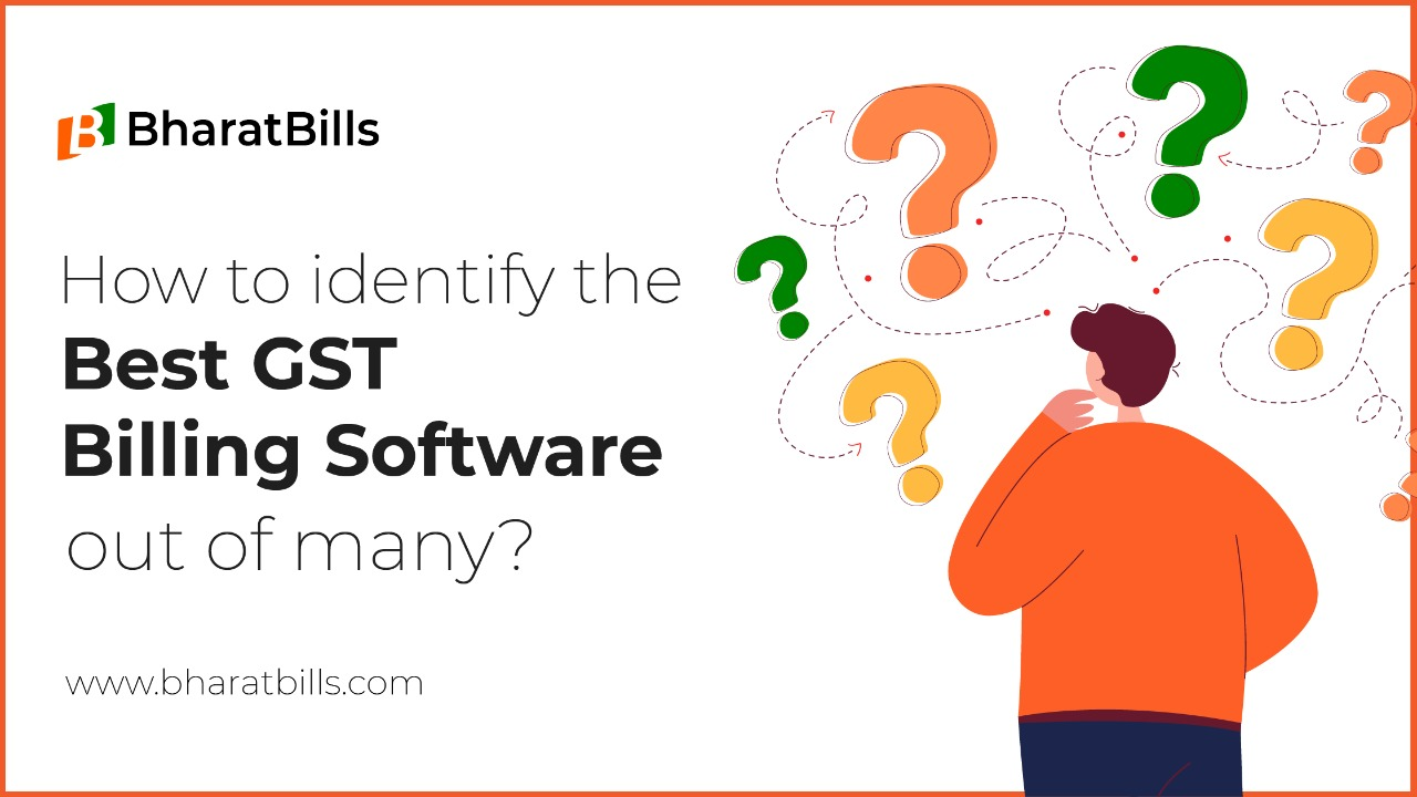 Best GST billing software